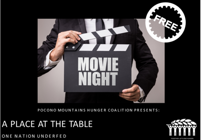 A Place at the Table:  One Nation Underfed – Free Movie Showing